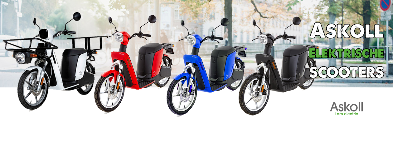 Askoll E-scooters
