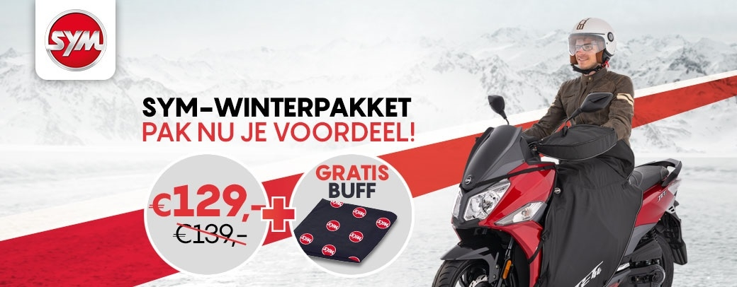 SYM Winterpakket