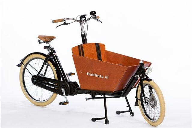Elektrische bakfiets.nl CargoBike Cruiser Short Steps