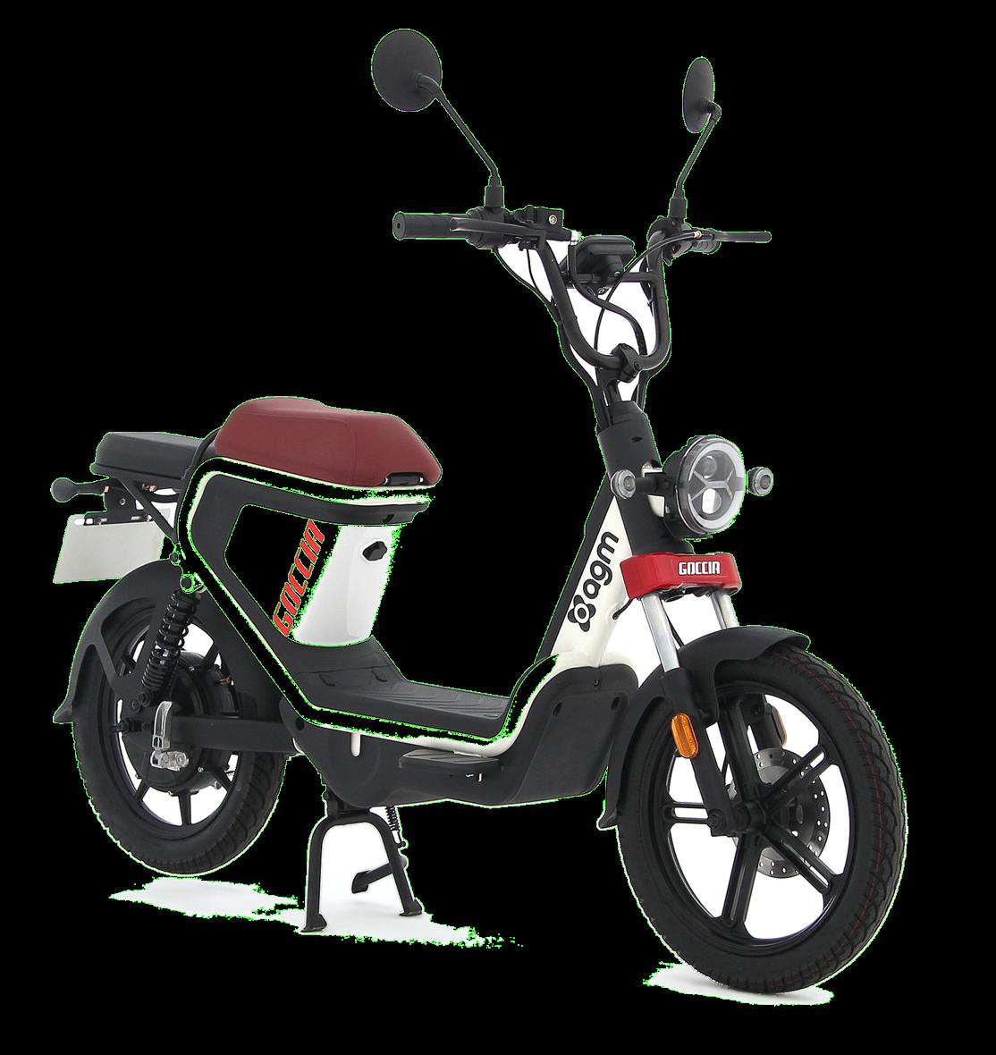 AGM Goccia GEV1000 E-Scooter. ACTIE!!