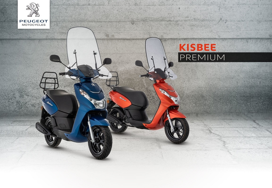 Peugeot Kisbee Active PREMIUM