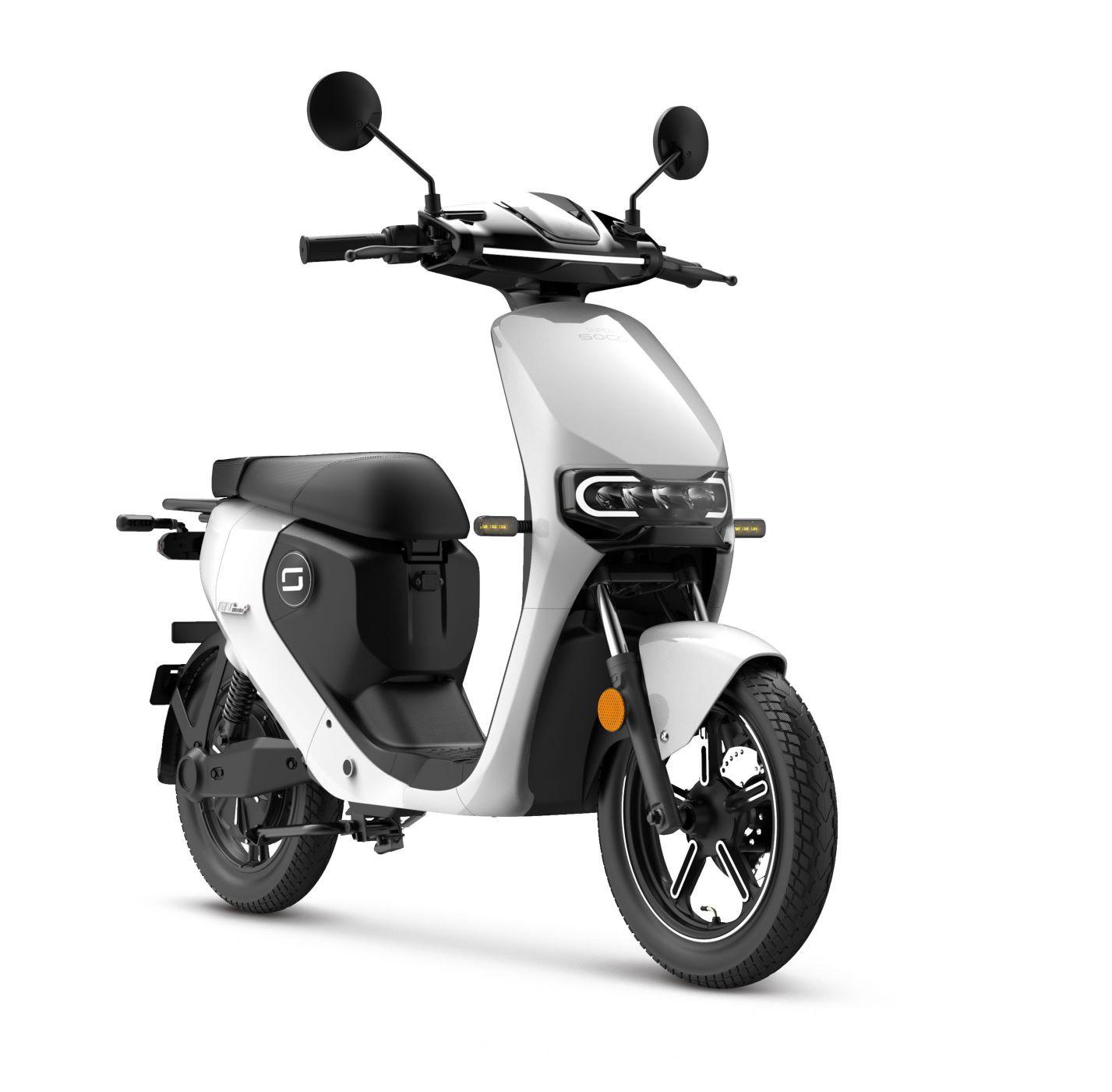 Super Soco CU Mini E-scooter 2