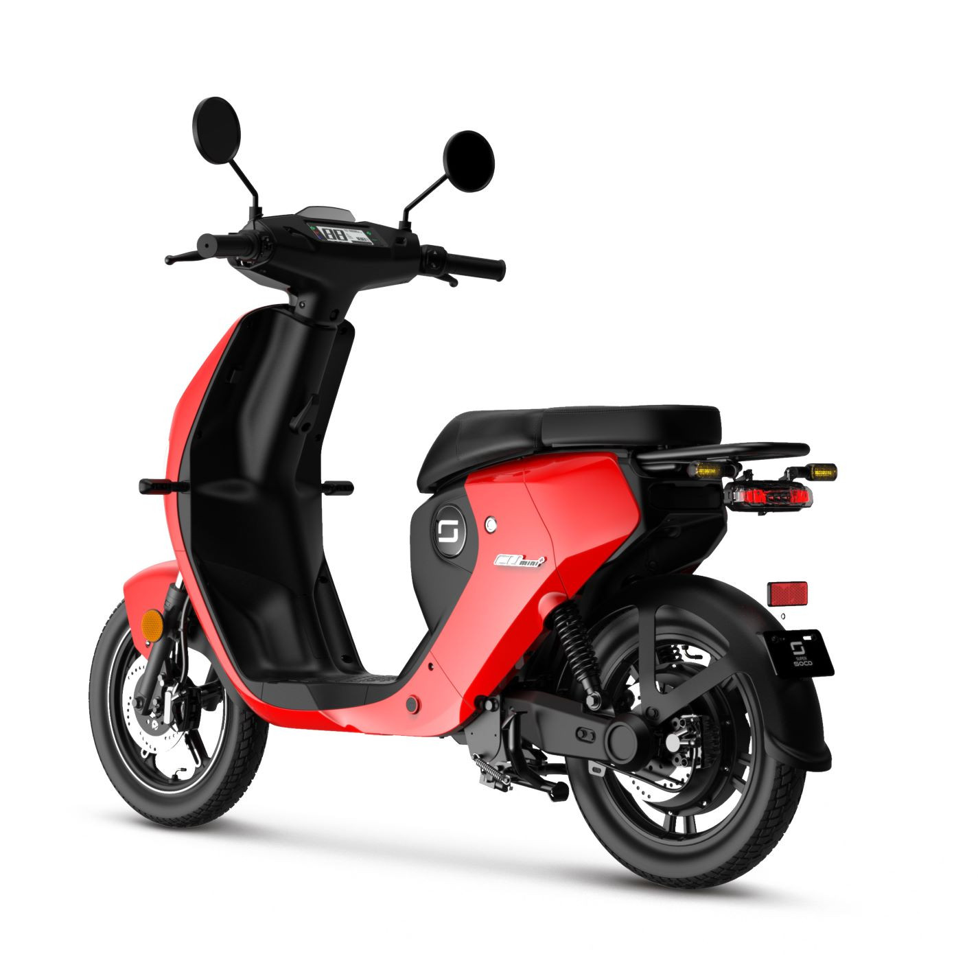 Super Soco CU Mini E-scooter 2