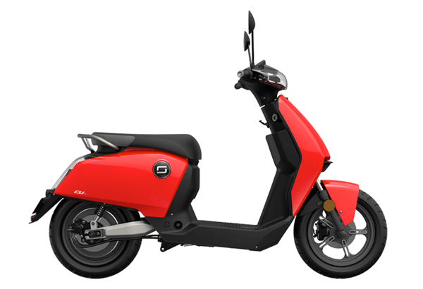 supersoco cux e-scooter