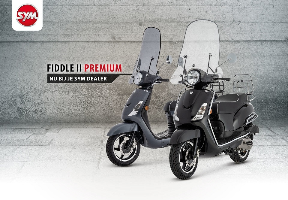 SYM Fiddle 2 PREMIUM