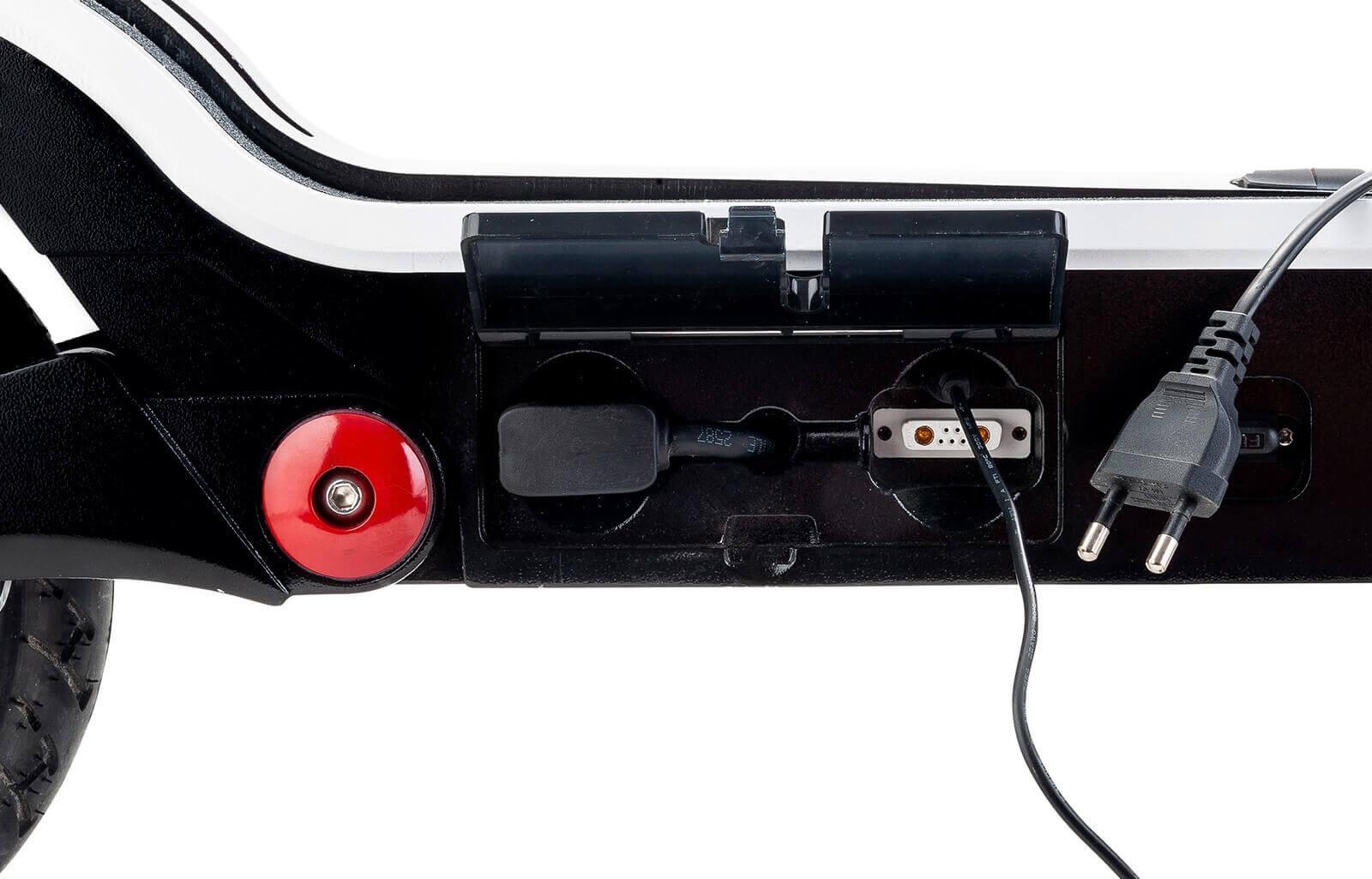 Veeley-v5-elektrische-step-wit-levertijd