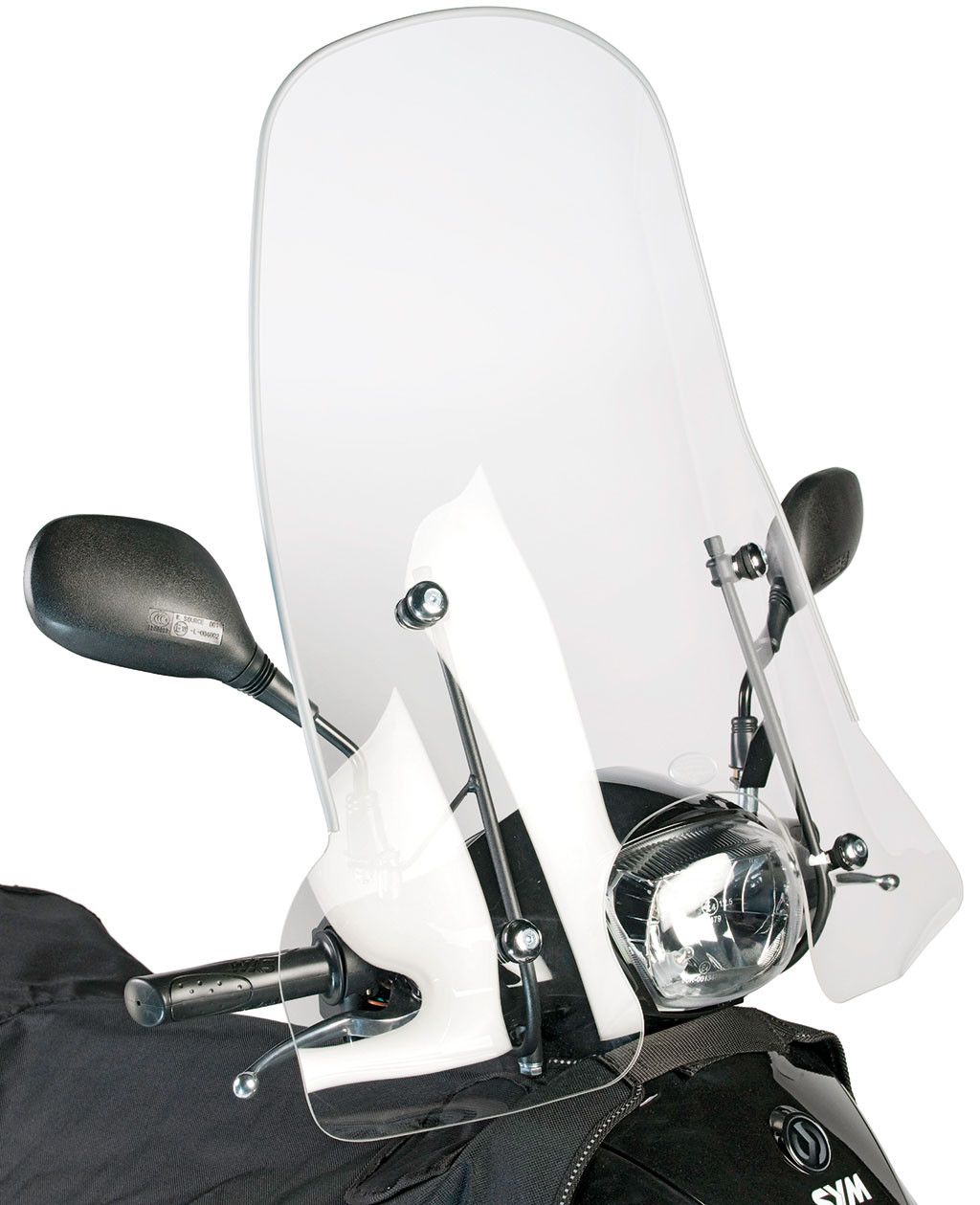 Windscherm. Peugeot. Tweet. Evo en RS. Model. Hoog. Origineel.