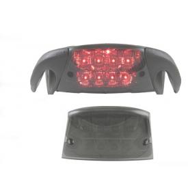Achterlicht unit LED Titanium Piaggio Zip Power-one