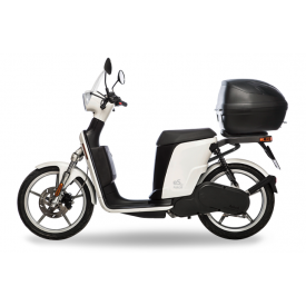 Askoll E-scooter eSPro bromscooter.