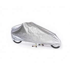 bakfiets-coverall-regenhoes-zilver