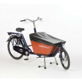 Afdekzeil Bakfiets.nl Cargobike Short - Zwart