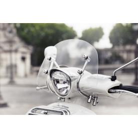 Windscherm Peugeot Django klein. Origineel