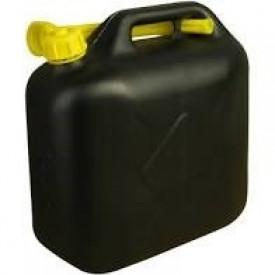 Jerrycan 10 liter.