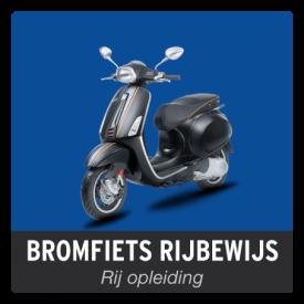 Rijbewijspakket Bromfiets