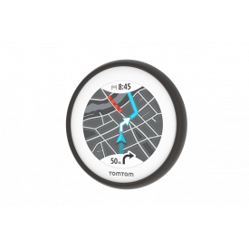 TomTom Vio navigatie met stuurbevestiging. 606521M