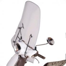 Windscherm hoog model. Sym Fiddle 2. Origineel.