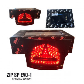 Achterlicht unit LED Evo-1 Sport Smoke Piaggio ZIP SP.
