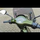 Custom Vespa Sprint Candy Python Green. 25km i-Get. Full options 5