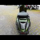 Custom Vespa Sprint Candy Python Green. 25km i-Get. Full options 4