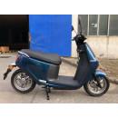 ecooter 2e elektrische scooter blauw