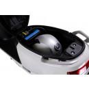 ecooter e2 zadel helm 25km 45km accu