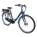 Puch E-Folk N3 Elektrische fiets mat blauw