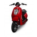 Monasso ev scooter rood