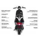 Monasso scooter specificaties
