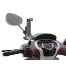 Smart Scooter Flow, Lampa universele telefoon smartphonehouder. Voor aan de spiegel of windscherm. 4