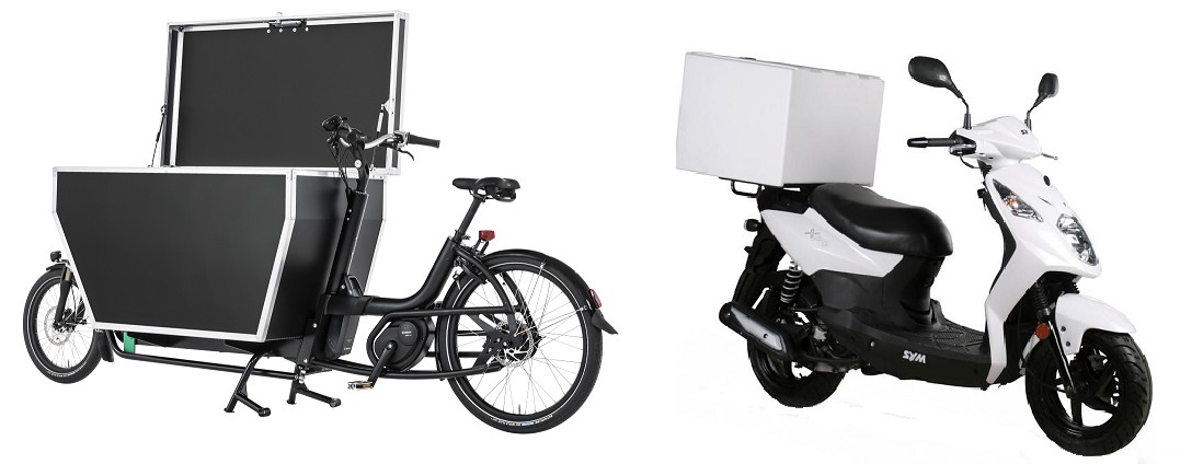 urban arrow cargo E-bakfiets