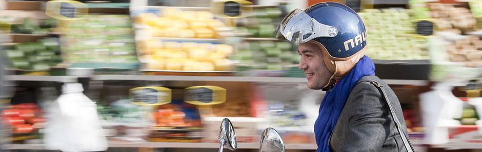 Snel en goedkoop een bromfiets of scooter verzekering afsluiten